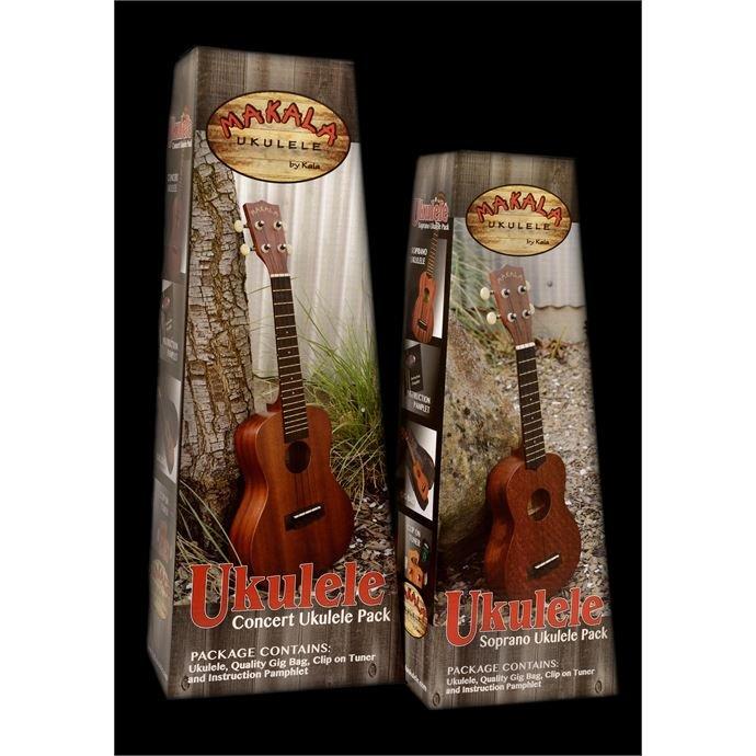 Makala Soprano Ukulele Starter Pack