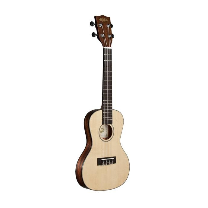 Kala Thinline Travel Concert Ukulele w/Bag