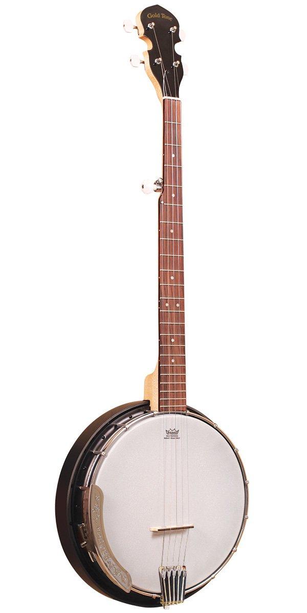 Gold Tone AC-5 Composite 5-String Resonator Banjo w/Bag
