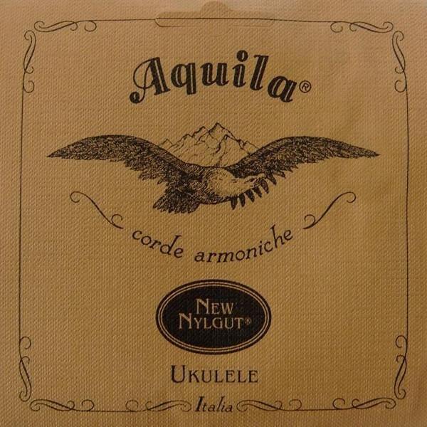 Aquila Nylgut Ukulele Strings - Baritone DDGGBBEE