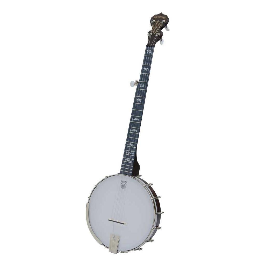Deering Artisan Goodtime 5-String Openback Banjo