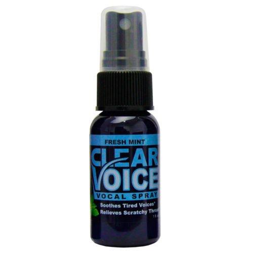 Clear Voice Vocal Spray - 1 oz.