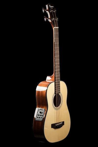 Ohana OBU-22 Compact Acoustic Bass w/Bag