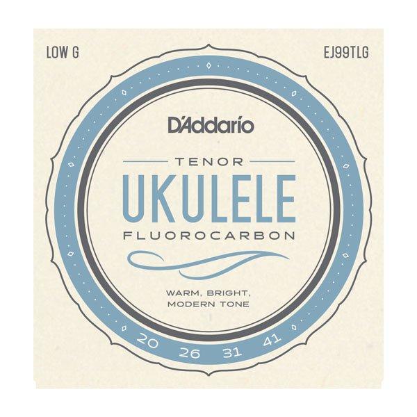 D'Addario EJ99TLG Pro-Arte' Carbon Ukulele Strings - Tenor (Low G)