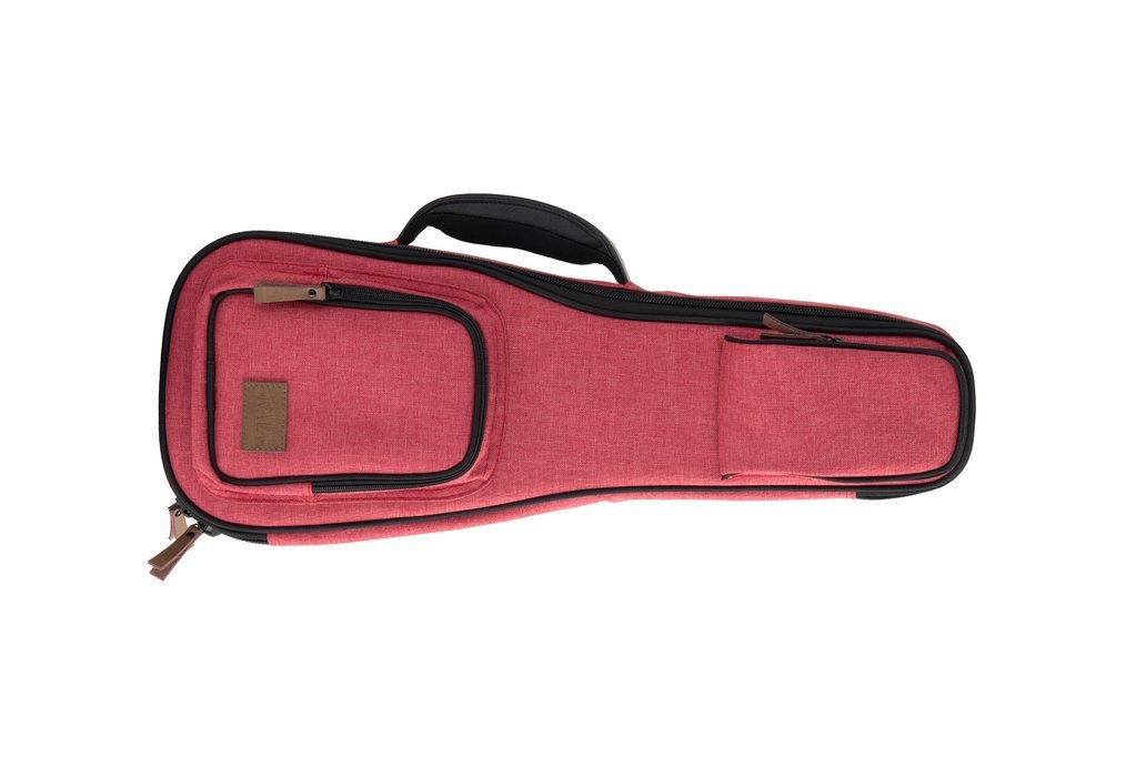 Kala Sonoma Coast Ukulele Case - Tenor/Russian River Red