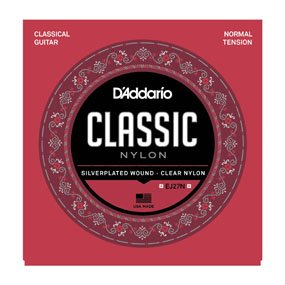 D'Addario EJ27N Classic Nylon Guitar Strings