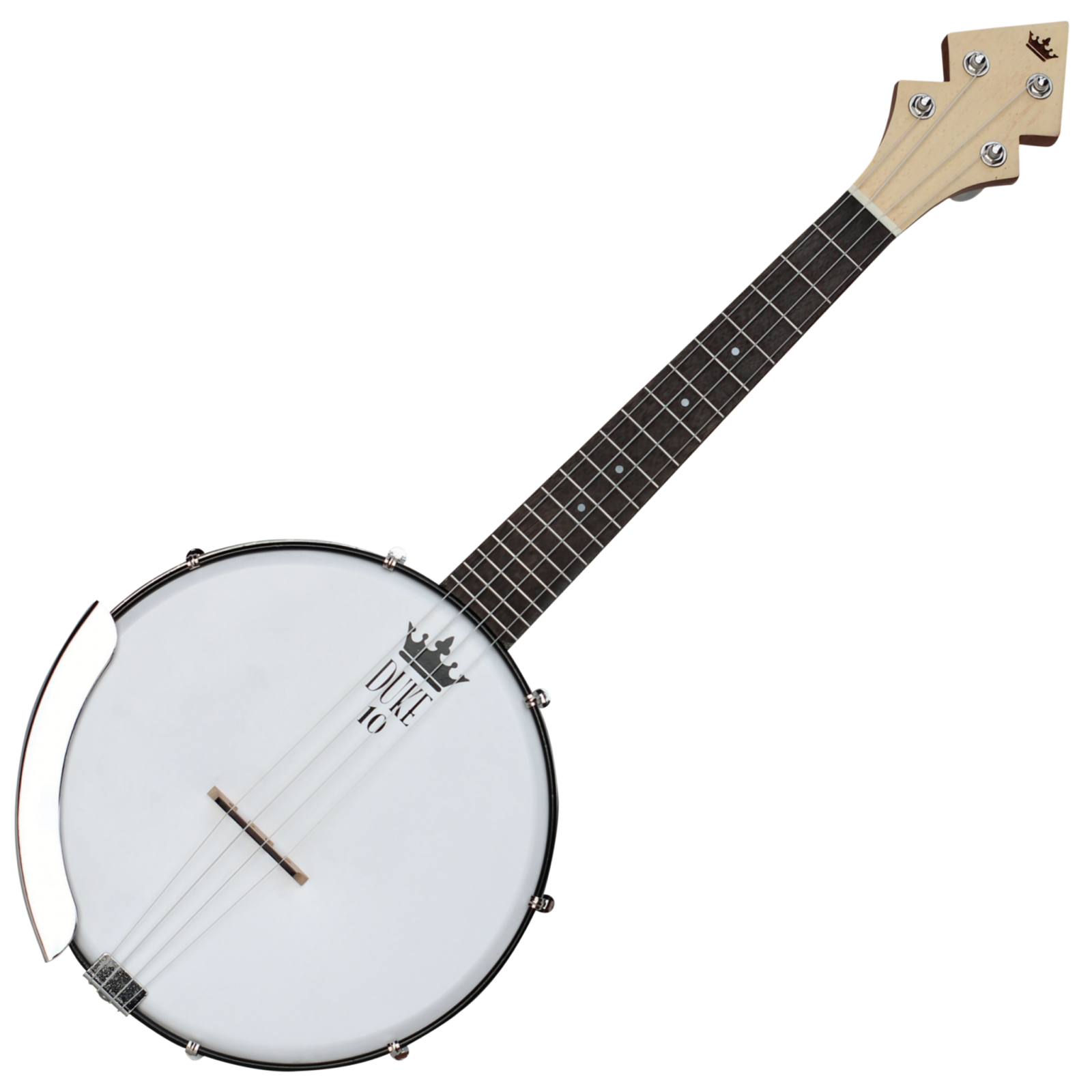 DUKE10 Tenor Banjo-Ukulele w/Pickup & Bag