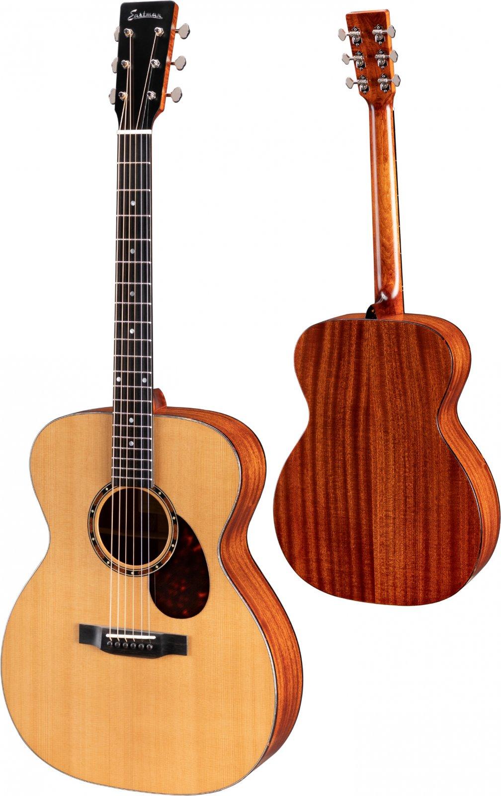 Eastman E2OM Orchestra Acoustic Guitar