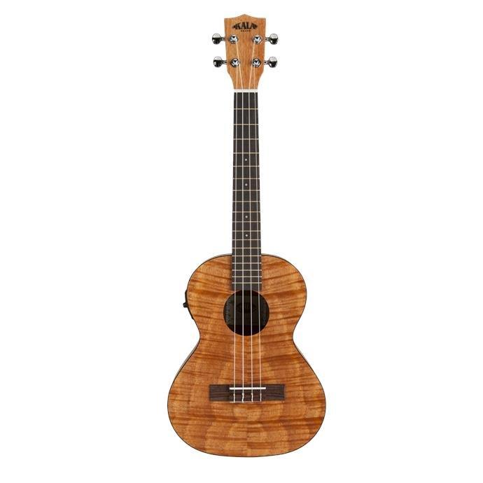Kala  KA-TEME Acoustic-Electric Exotic Mahogany Tenor Ukulele