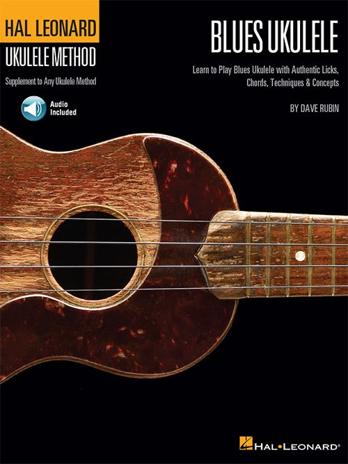 Hal Leonard Blues Ukulele - Audio Online