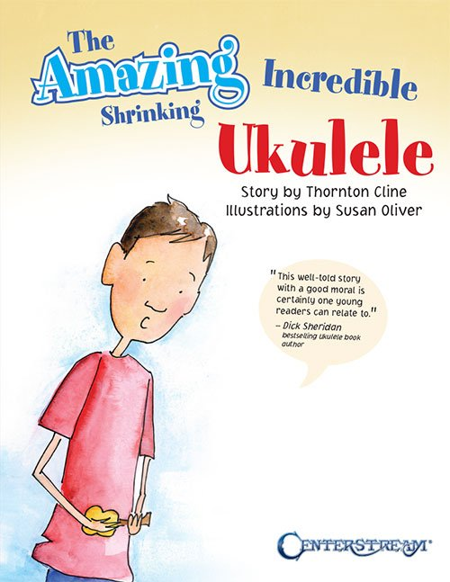 The Amazing Incredible Shrinking Ukulele