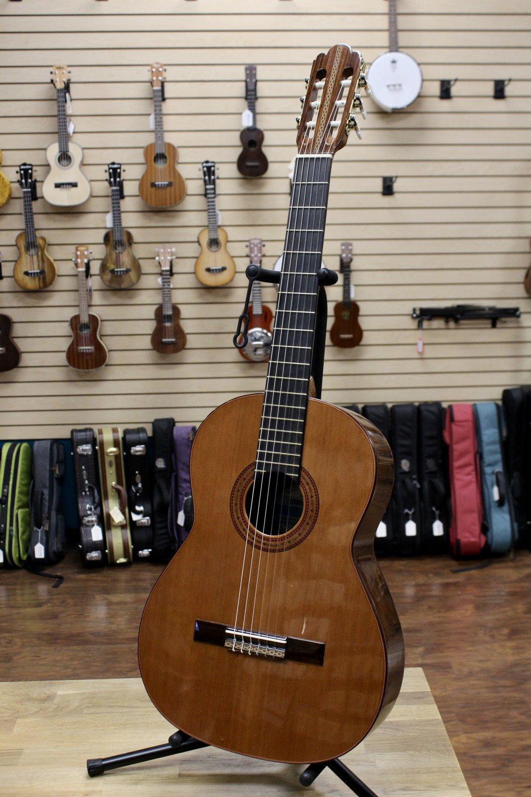 Preowned Yairi & Sons Classical Guitar