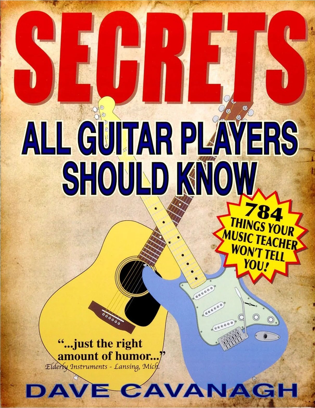Secrets All Guitar Players Should Know