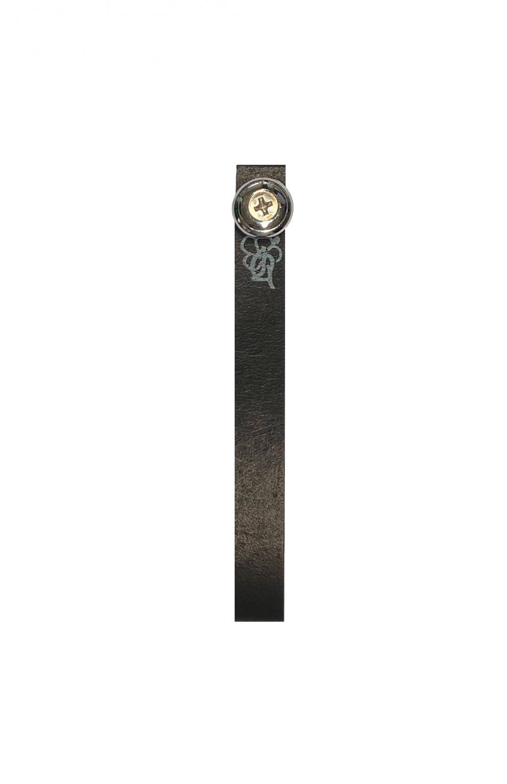 Sherrin's Threads Headstock Bracelet - Black