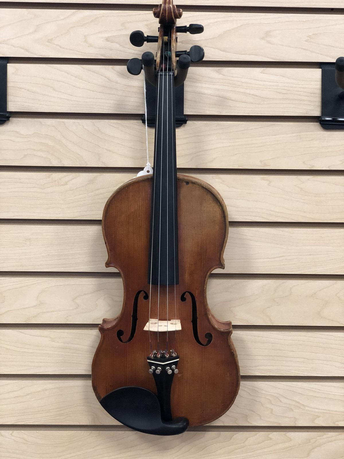 Preowned Violin Guarnerius Copy (Spicker Shop Adjusted)