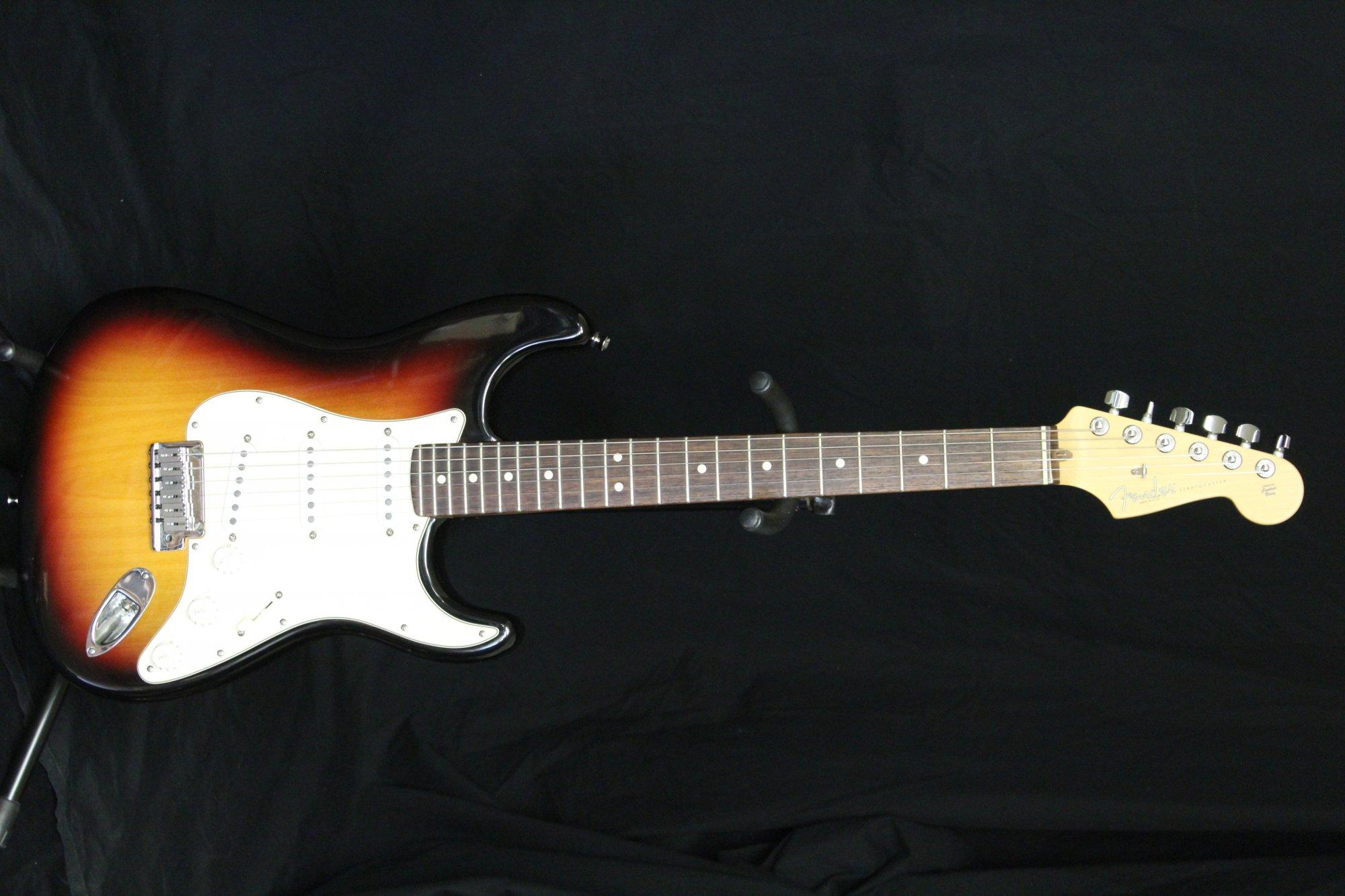 2004 Fender 50th Anniversary American Standard Stratocaster - Sunburst