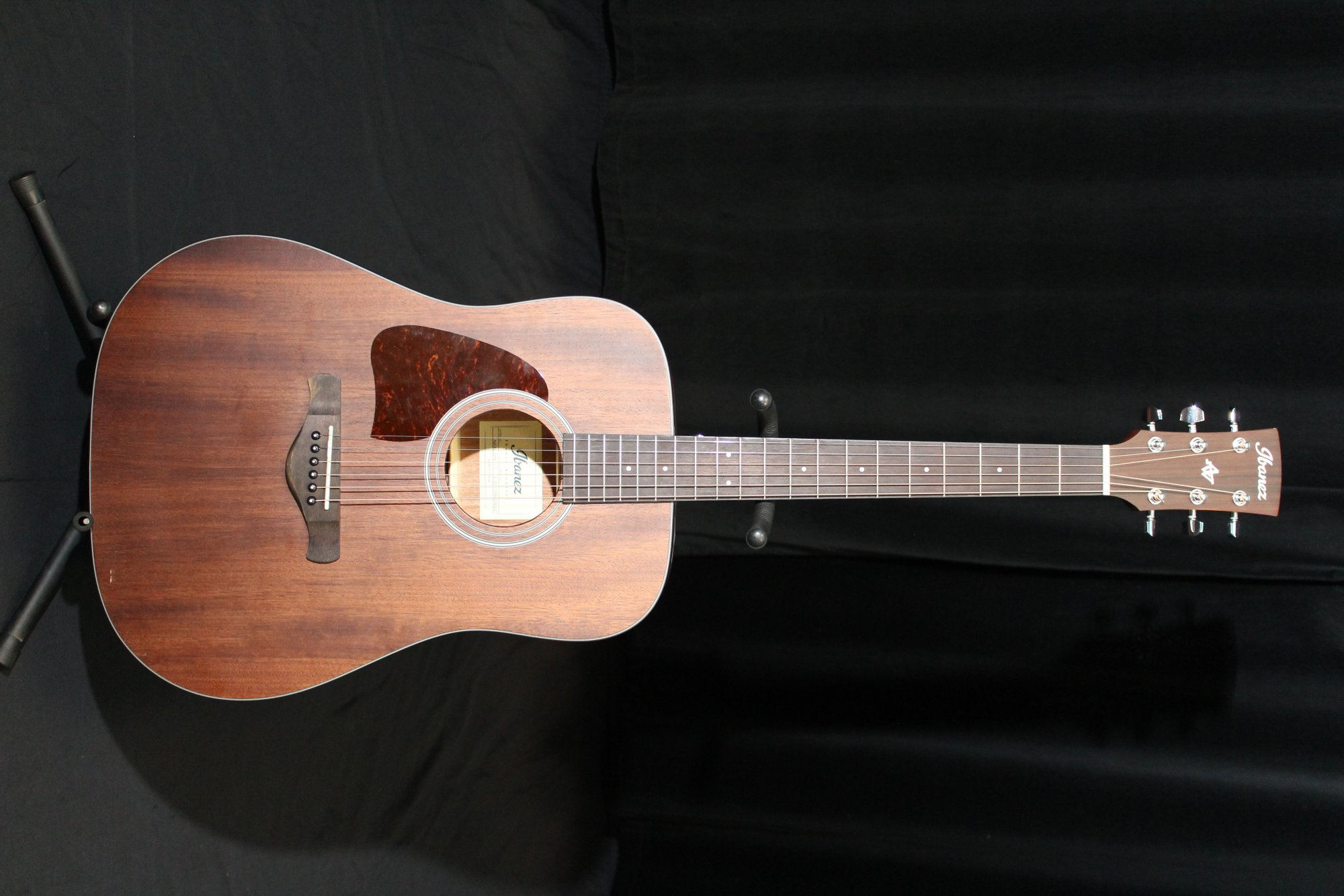 Preowned Ibanez AW54L-OPN Left Handed Dreadnaught