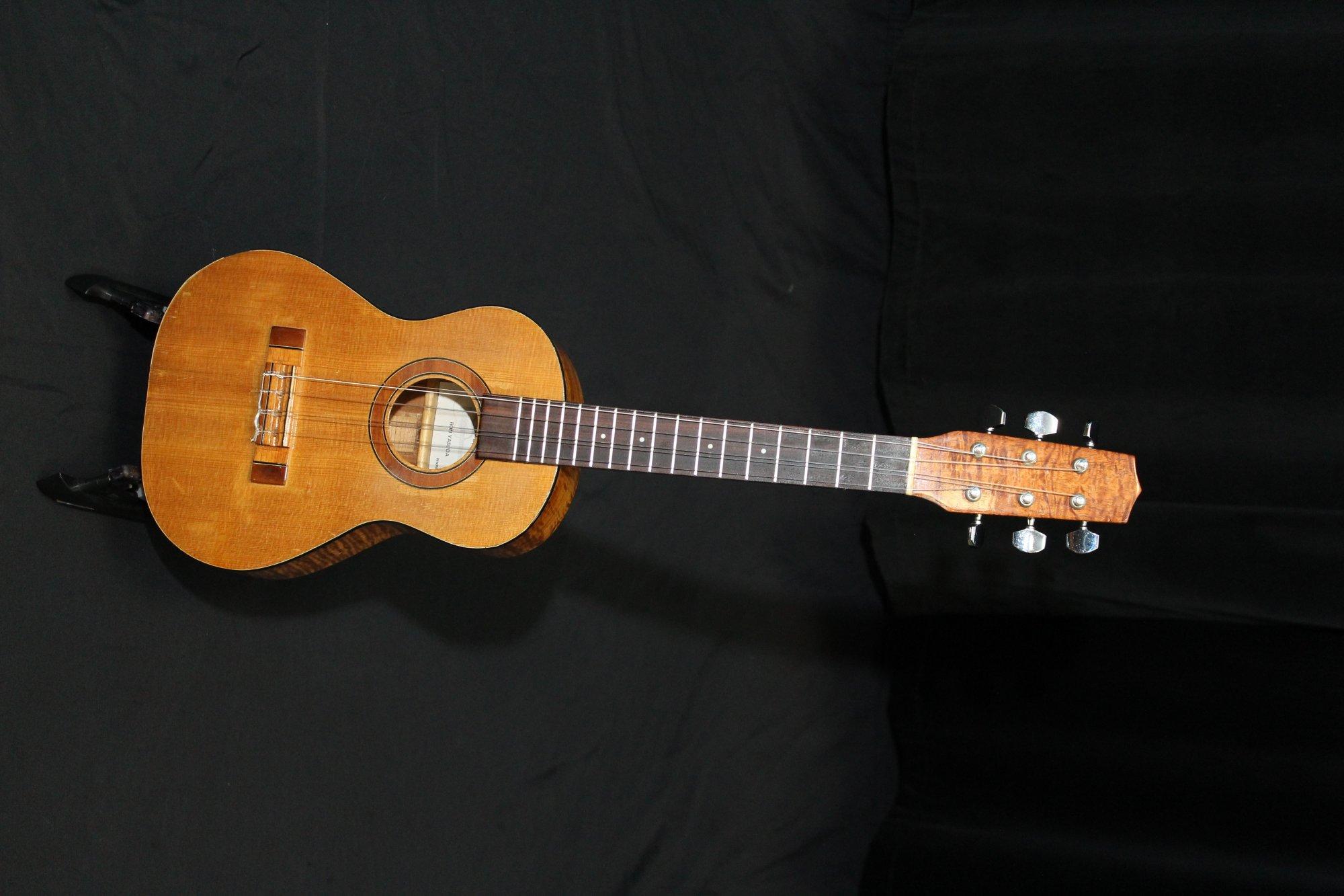 Preowned Ron Yasuda Tenor 6-String Ukulele
