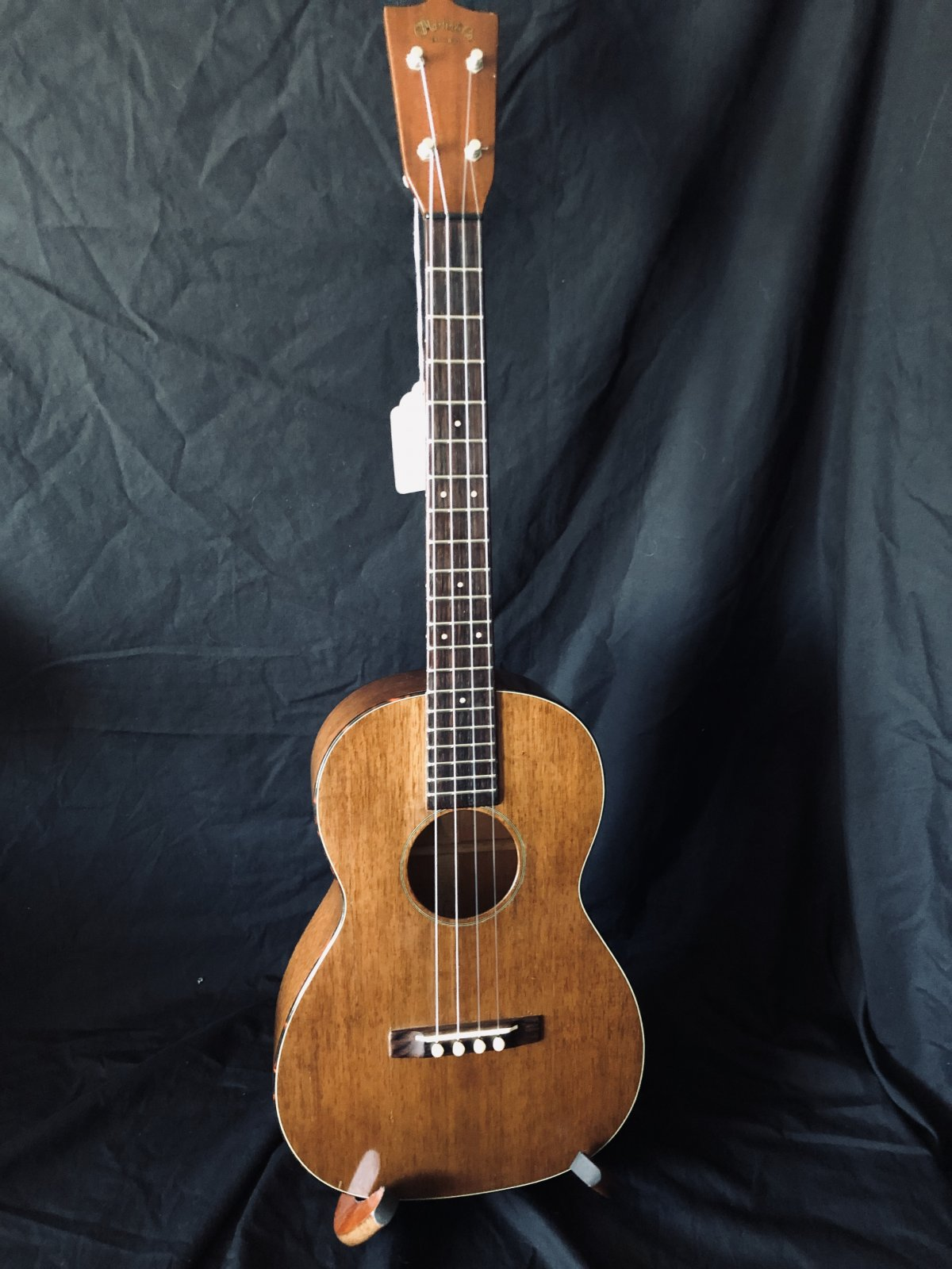 Preowned 1960's Martin B51 Baritone Ukulele w/Chipboard Case