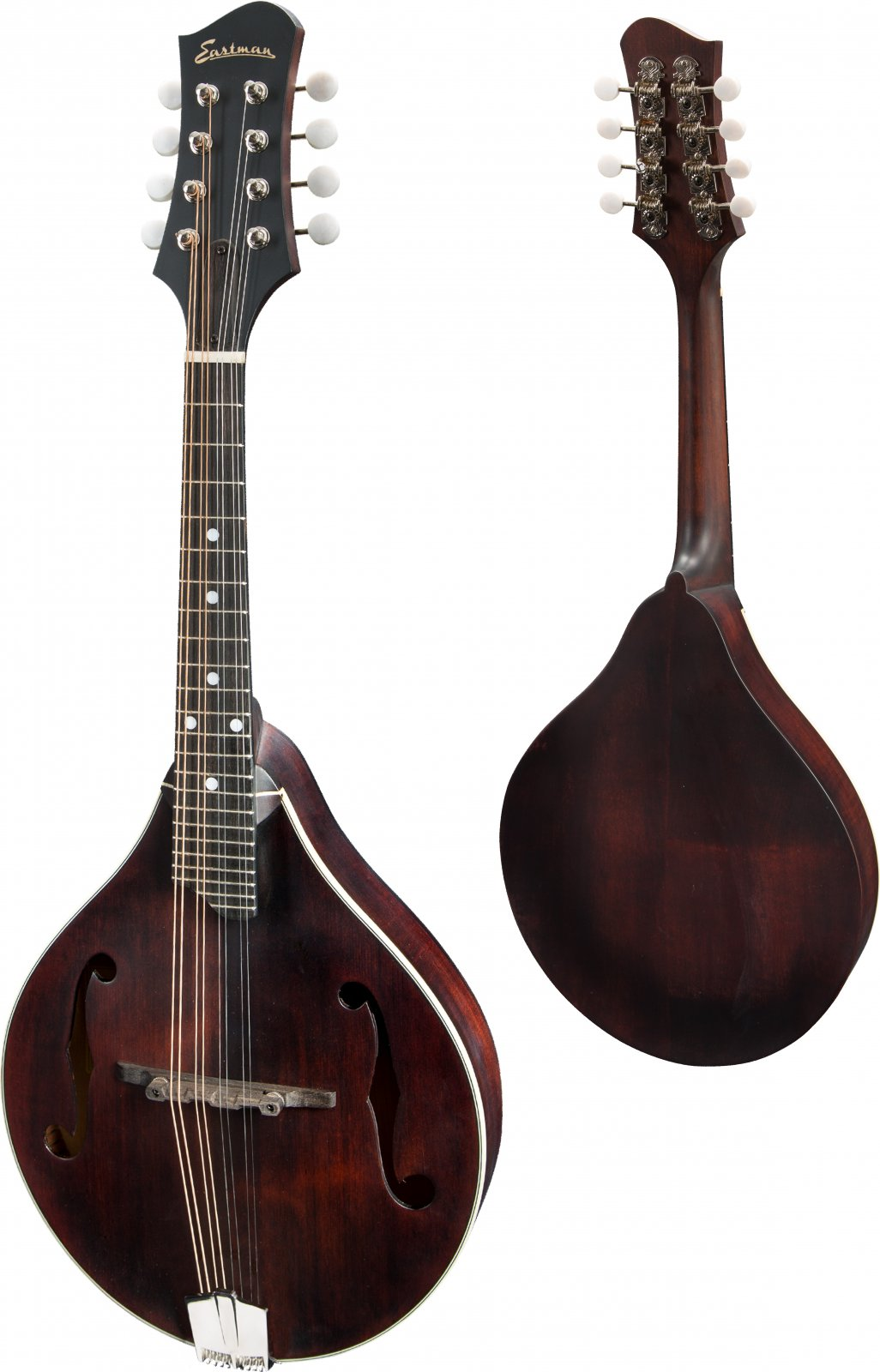 Eastman MD305 A-Style Mandolin - Solid Spruce/Solid Maple