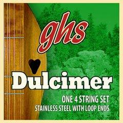 GHS D20 Dulcimer Strings - Mixolydian Tuning