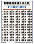 Walrus Productions Piano Chords Poster