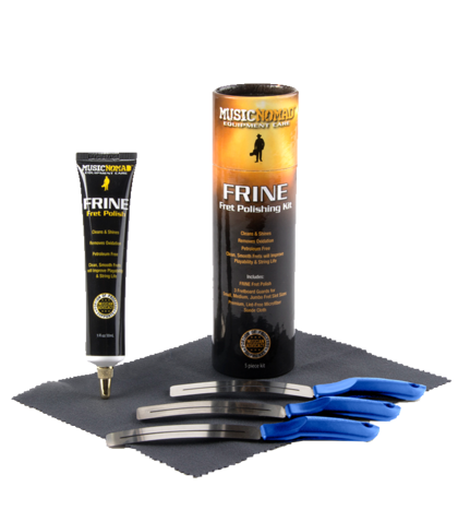 Music Nomad FRINE Fret Polishing Kit