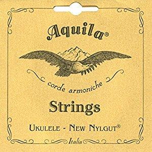 Aquila Nylgut Ukulele Strings - Tenor GCEA (Red C)