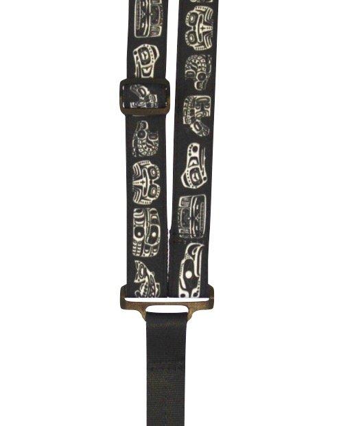 ST 1 Hawaiian Print Classical Neck Strap - Totem