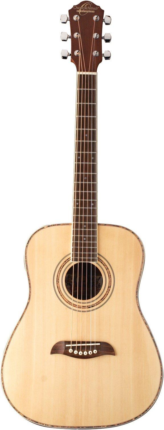 Oscar Schmidt OGHS 1/2-Size Acoustic Guitar -