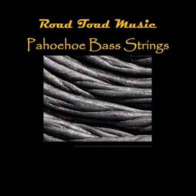 Kala Road Toad Pahoehoe U-Bass Strings - 4 String Set