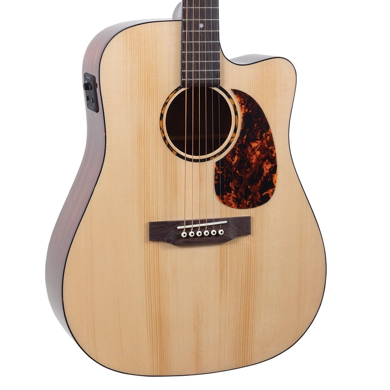 Recording King G6-CFE5 Dreadnought Acoustic-Electric Guitar