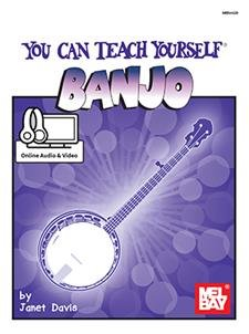 You Can Teach Yourself Banjo (Book with online audio & video)