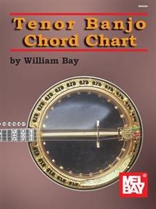 Tenor Banjo Chord Chart (Chart)