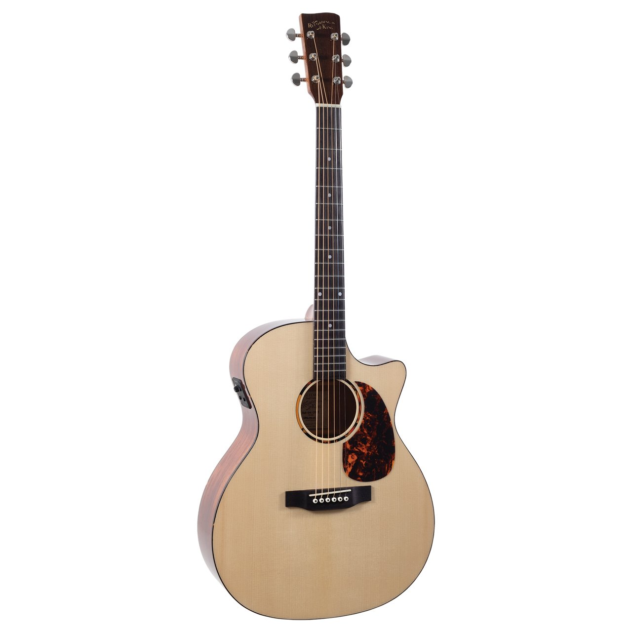 Recording King G-CFE5 Grand Auditorium Acoustic-Electric Guitar