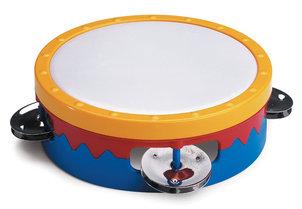 Hohner Multi-Colored Kid•s Tambourine