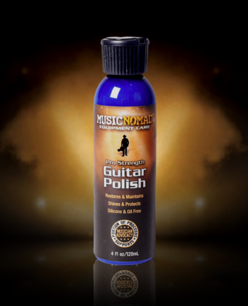 Music Nomad Guitar Polish - 4 oz.