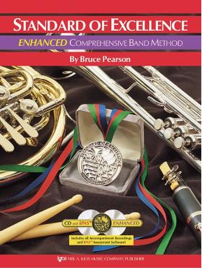 Standard of Excellence (SOE) Enhanced Bk 1 Bass Clarinet