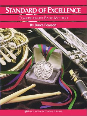 Standard of Excellence (SOE) Bk 1 Baritone Saxophone