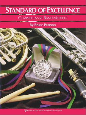 Standard of Excellence (SOE) Bk 1 Trumpet/Cornet