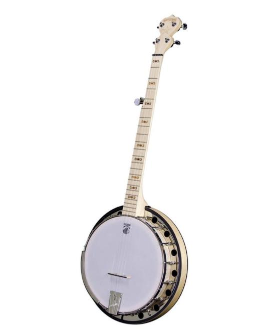 Deering Goodtime Two 5-String Resonator Banjo
