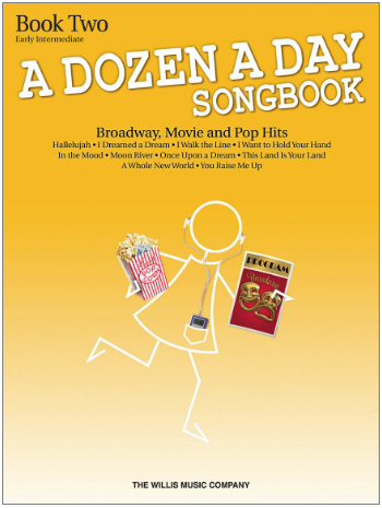A Dozen a Day Songbook Book 2 Early Intermediate Level