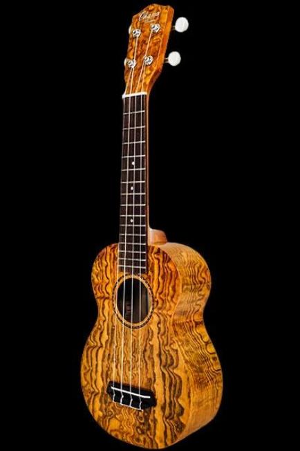 Ohana Saprano Gloss Willow Wood - 15WG Series