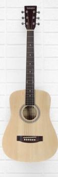 Tanara 1/2-Scale Acoustic Guitar - Natural