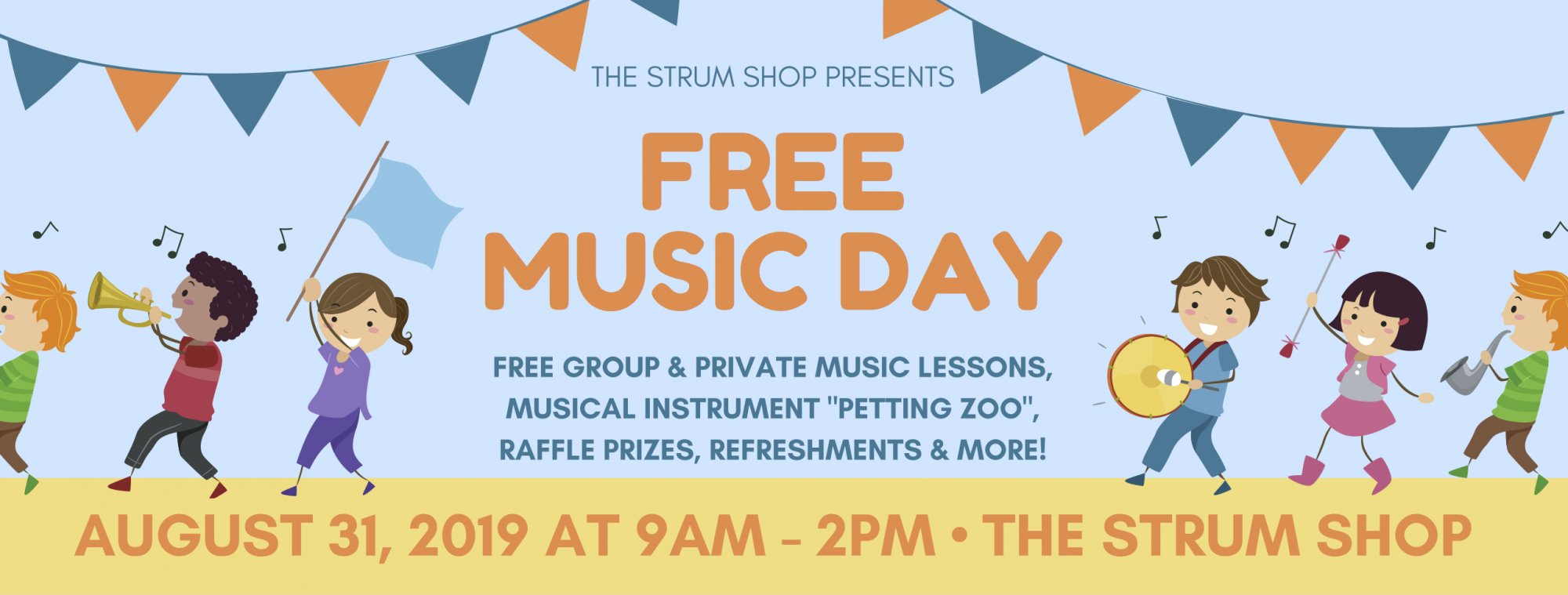 Free Music Day