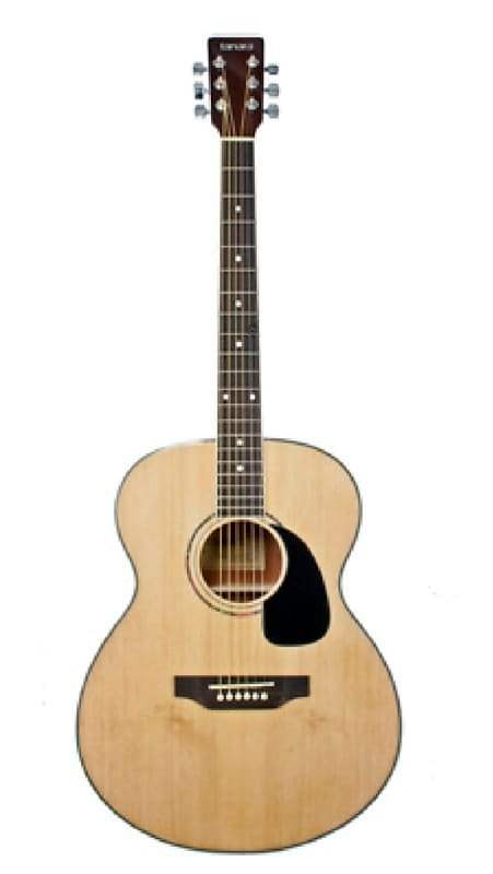 Tanara Grand Concert Acoustic Guitar Rental Outfit