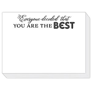 Mini Slab Pad - Everyone Decided That You Are the Best