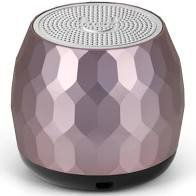 Micro Wireless Speaker Lilac Faceted Finish