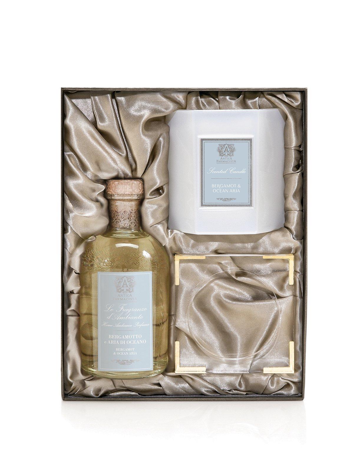 Antica Farmacista Bergamot & Ocean Arie Gift Set