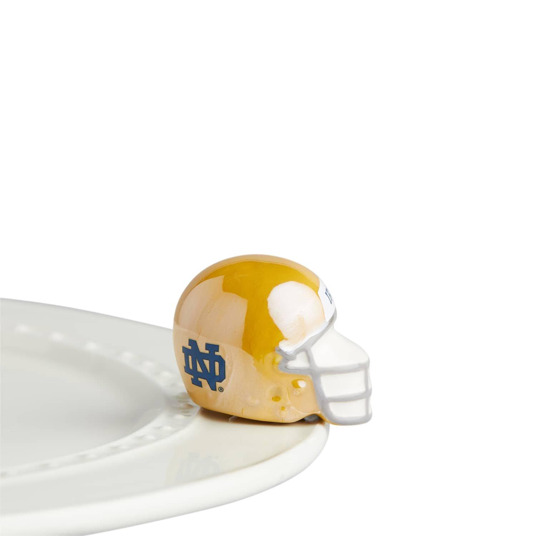 Nora Fleming Notre Dame Helmet - A315